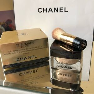 New Sealed Chanel Sublimage Le Teint 21 Beige